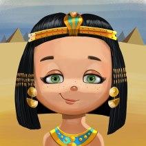 menina-cleopatra
